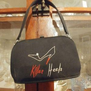 "Lulu Guinness 8""x5"" cocktail purse"
